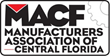 Manufacturers Association of Central Florida (MACF) Logo