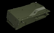 Revision's Nerv Centr™ SWatPack™ Silent Watch Vehicle Battery enclosure—shown here in a Light Assault Vehicle configuration—is designed to be platform-specific.