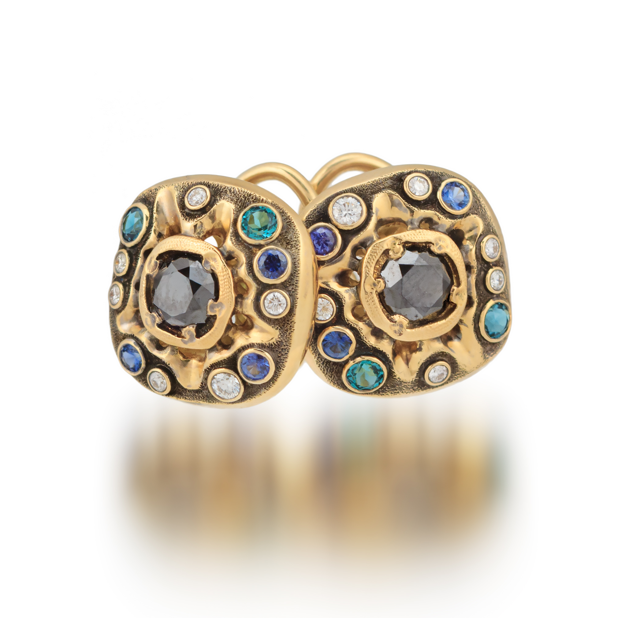 Holiday Staples Take on a Contemporary Allure with Jewelry by Audrius ...