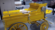 Weaver Wagons are available in a variety of styles and colors.
