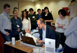 Haag-Streit UK and Ellex host a successful 14th European Ultrasound Training Course
