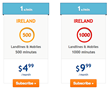 CallEire.com Introduces Monthly Plans for International Calls to Ireland