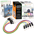 SmarterLife Products Introduces Innovative Resistance Tube Bands Set for Fitness Workouts, Physical Therapy and Rehabilitation