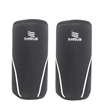 EXOUS Bodygear Launch Longer Length SCR Neoprene 7mm Knee Sleeves To Help With Knee Pain & Protection During Exercise