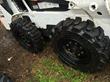 Nighthawk Dura-Flex Solid Tires