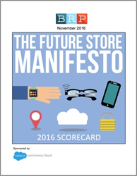 The Future Store Manifesto - 2016 Scorecard