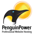 PenguinPower Logo