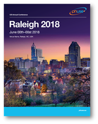 PhUSE US conference 2018 Raleigh, NC