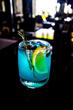 New Hanukkah Blue Dreidl Cocktail Offered at Mexico's Grand Velas Riviera Nayarit