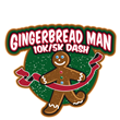 6th Annual Gingerbread Man Dash and Subway KidsRunJax Event in St. Augustine