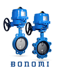 potable water valves, automatic valves, actuated valves, butterfly valves