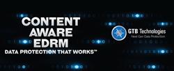 GTB Content Aware Enterprise DRM