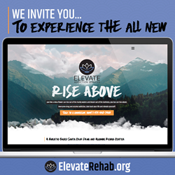 ElevateRehab.org New Website