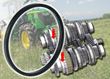 DuPont™ Vespel® rings provide reliable sealing for John Deere's pioneering tractor dual-clutch transmission