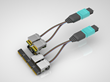 Samtec Releases New Extended Temperature FireFly™ Active Optical Micro Flyover Cable Assembly