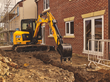 JCB's 57C-1 conventional tailswing compact excavator offers numerous premium features in a smaller, 5-ton machine.