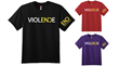 End Violence Now T-Shirts.