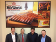 New Licensing Agreement with RibWorld Expands Tony Roma's Retail Reach to Europe