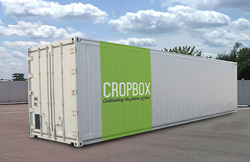 CropBox Container