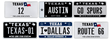 Texas License Plate Auction Ends Tomorrow