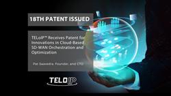 TELoIP SD-WAN Patent