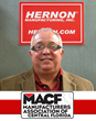 Edgardo Rodriguez, Director of Sales and Marketing at Hernon Manufacturing and new president of the Manufacturers Association of Central Florida (MACF)