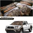 iceScreen Realtree camo windshield cover