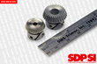 SDP/SI Improves Split-Hub Bevel Gear Design