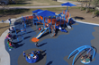 New Inclusive Playground in Chanute, Kansas