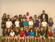 David Paterson, 55th Governor of New York, Visits With Students at The Greene School