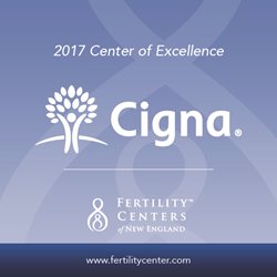 Fertility Centers of New England Cigna Award