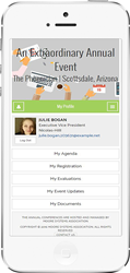 Socious upgrades their event management platform with the release of the Attendee Center.