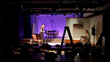 """Rehearsal for """"The Glass Menagerie"""" at Husson University"""