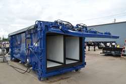 Dragon Products, Ltd. Dewatering Box with Fixed Film Media