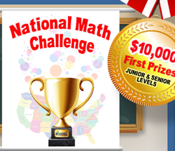 ALOHA's First National Math Challenge Registration Opens