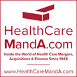 Newly Published: 2016 Health Care Services M&A Market Sees Growth in Deal Volume of Transactions, According to Data from HealthCareMandA.com