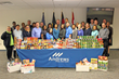 Andrews Federal Credit Union's Thanksgiving Food Drive a Success