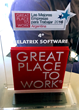 Belatrix is the 4th Best Place to Work in Argentina