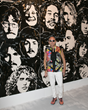 Art Miami Welcomes Poet Jimmy D Robinson To Opening Night