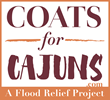 Launch Louisiana's Coats for Cajuns Campaign - www.coatsforcajuns.com