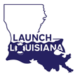 Launch Louisiana Logo - www.launchlouisiana.com