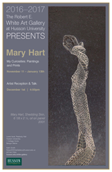 "Mary Hart: ""My Curiosities"" - Paintings and Prints"