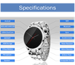 Health, Fitness-Tracking Cronovo Smartwatch Makes Time with Crowdfunders, Topping $150,000 with 10 Days Remaining on Kickstarter