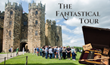 Participants receive a Fantastical Tour suitcase when they book tickets for the tour.