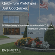 EVS Metal's New Amada Fiber Laser