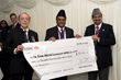 'Charity Walk for Peace' Debuts in Parliament With Half a Million Pounds in Donations