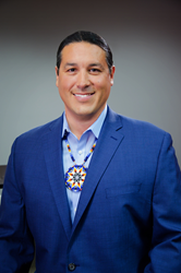 Jeff Doctor, Executive Director of National Indian Cannabis Coalition