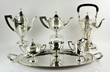 Tiffany & Co. Sterling Tea and Coffee Set