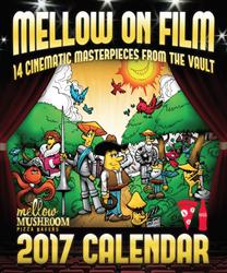 2017 Mellow Mushroom Annual Calendar