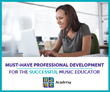 National Association for Music Education and MusicFirst Partner to Bring Music Educators State-of-the-Art Learning Management System